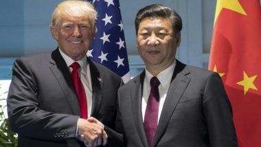 Donald Trump Speaks to China's Xi Jinping, Discusses North Korea and Hong Kong, Hints at Finalisation of 'Giant Trade Deal'