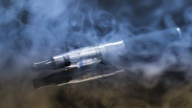 E-Cigarette Flavouring Can Affect the Lungs