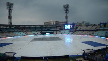 KKR vs DC, IPL 2019, Kolkata Weather & Pitch Report: Here's How the Weather Will Behave for Indian Premier League 12's Match Between Kolkata Knight Riders vs Delhi Capitals