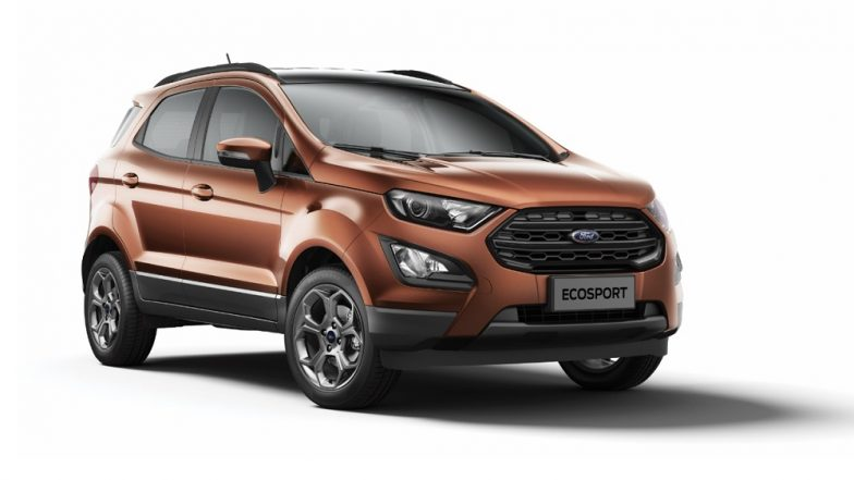 All New Ford EcoSport S & EcoSport Signature Edition Launched; Price in India Starts From Rs 10.40 Lakh