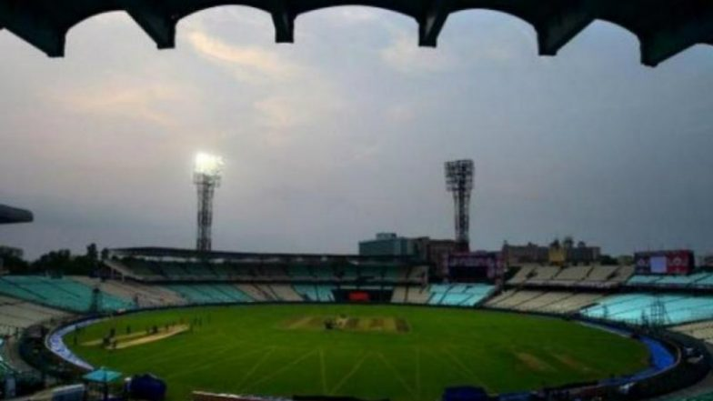 IND vs BAN Day-Night Test 2019: Eden Garden Pitch Ready for Maiden Pink Ball Test, Says Curator