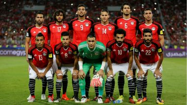 Egypt Squad for 2018 FIFA World Cup in Russia: Lineup, Team Details, Road to Qualification & Players to Watch Out for in Football WC