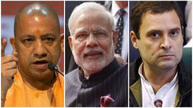 Karnataka Polls 2018: PM Narendra Modi, Yogi Adityanath, Rahul Gandhi to Address Rallies Today