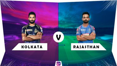 KKR vs RR Highlights, IPL Playoffs 2018 (Eliminator): Kolkata Knight Riders Defeat Rajasthan Royals by 25 Runs; To Play Against SRH in 2nd Qualifier!