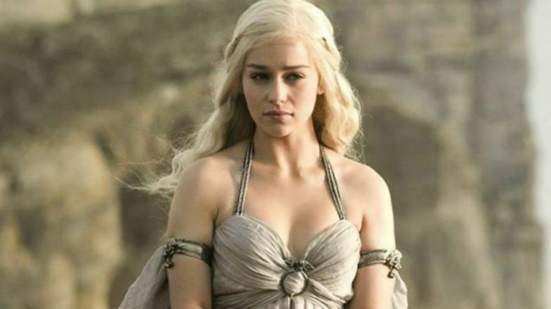 Game of Thrones Actor Emilia Clarke Hates the Phrase'Strong Women. Know Why
