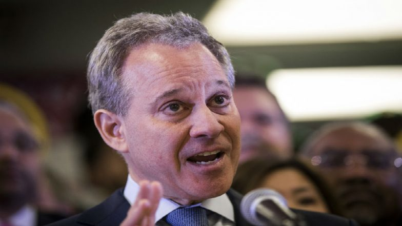 New York Attorney General Eric T Schneiderman Resigns Amid Assault Accusations