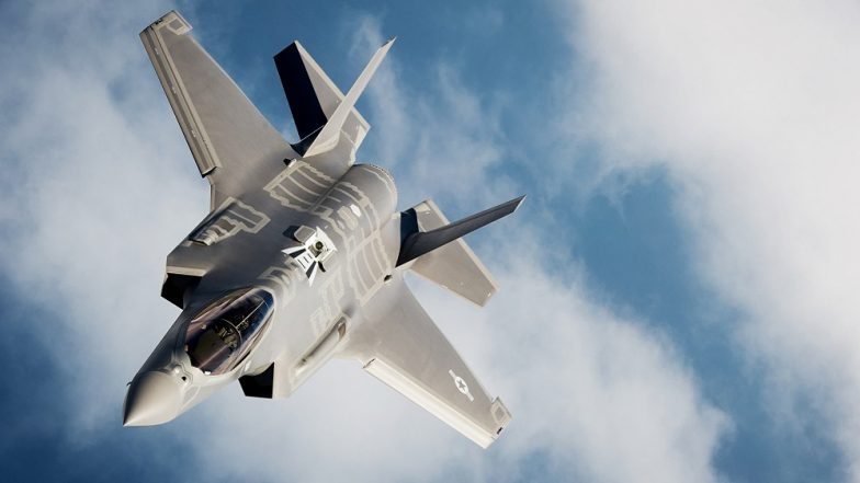 Pentagon Grounds Entire Fleet of U.S.'s F-35 Fighter Jets After Crash