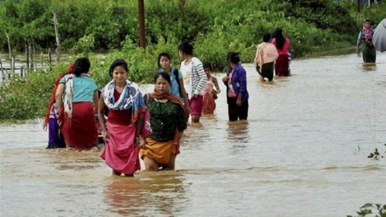 Floods in Sri Lanka: Over 8,000 People Affected in the Disaster