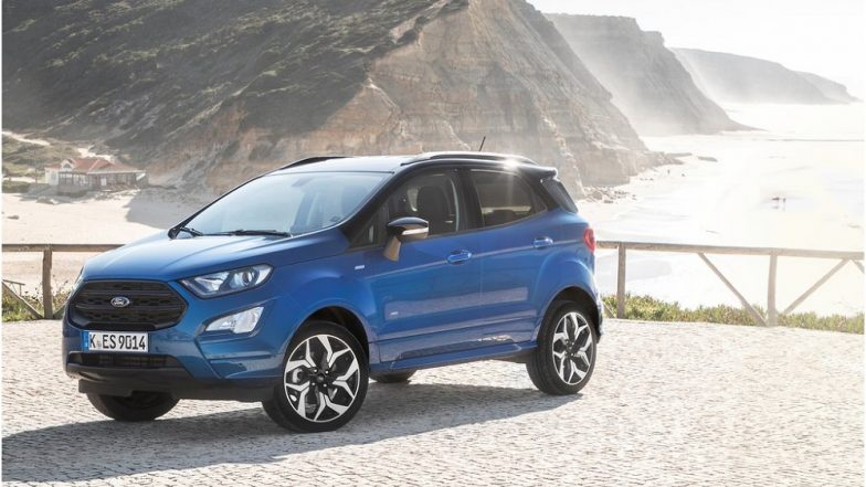 Ford EcoSport Titanium S India Launch Likely on May 14; Expected Price, Features and Specifications