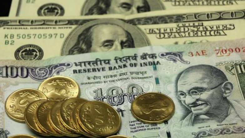 India's Forex Reserve Plunge by $2.64 Billion