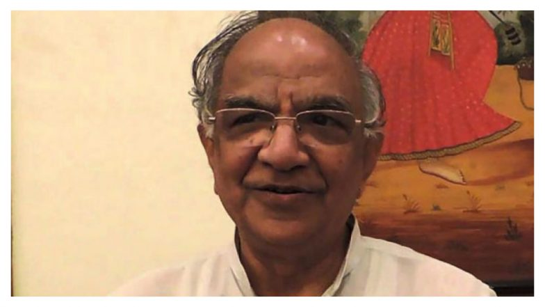 Simultaneous Polls Beneficial, Says Former Chief Election Commissioner T S Krishnamurthy