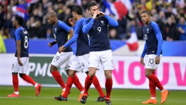 France Squad for 2018 FIFA World Cup in Russia: Les Bleus' Lineup, Team Details, Road to Qualification & Players to Watch Out for in Football WC