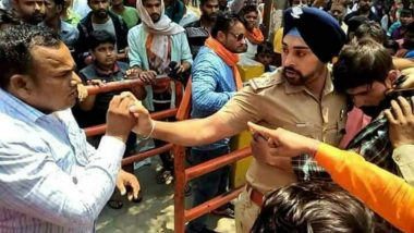 Bollywood Celebrities Lauds Sikh Cop Gagandeep Singh, Who Saved Muslim Man from Mob Attack