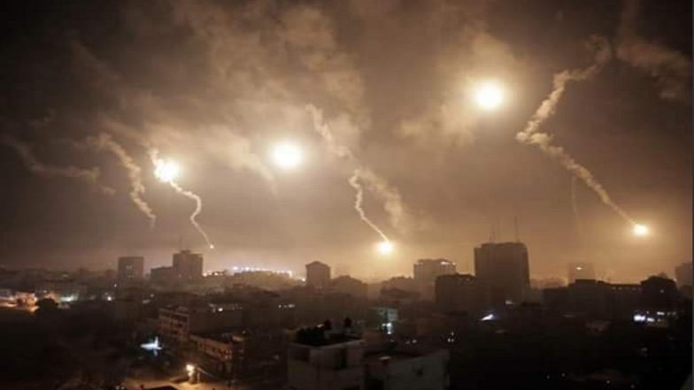 De facto Ceasefire in Gaza Strip After 24 Hours of Intense Fighting Between Hamas and Israel