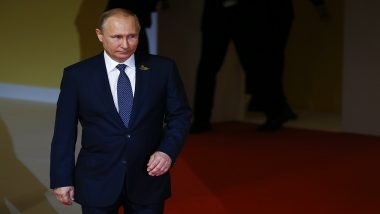 Vladimir Putin Nominated For Nobel Peace Prize 2021 by Russian Writer, Kremlin Reacts