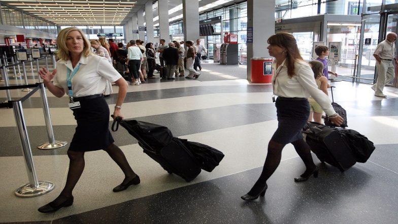68% Flight Attendants in US Experience Sexual Harassment, Says Association of Flight Attendants' Survey