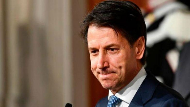 Italian PM-Designate Giuseppe Conte Fails to Form Coalition Government, Resigns