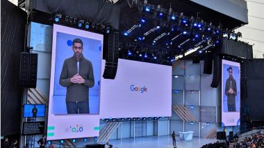Google I/O 2018: Google Smart Displays Launching in July; AI Boost for Google Photos & New Voices for Google Assistant