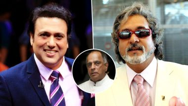 Govinda to Play Vijay Mallya in Pahlaj Nihalani's Rangeela Raja