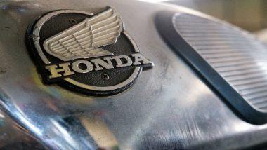 Honda Volume Jumps 18 Per Cent in April, Crosses 6 Lakh Units Mark