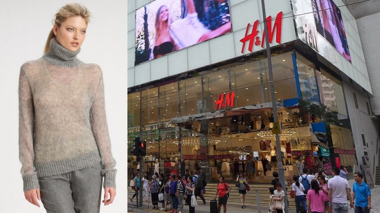 Fashion Giants H&M, Zara Caught In Mohair Controversy, Promise to Stop Using Angora Goat Wool For Their Products