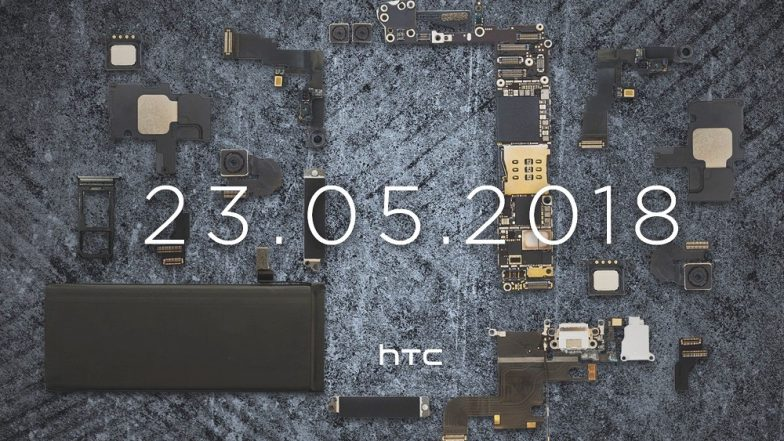 HTC U12+ Smartphone with Dual Rear Camera, 5.99-inch QHD+ Display & Snapdragon 845 SoC Likely to be Launched on May 23