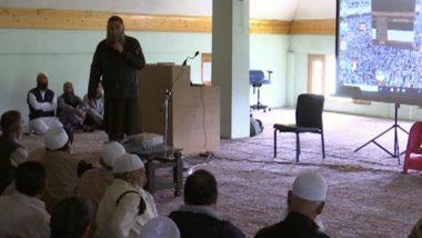 Training Programme for Haj Pilgrims Begins in Kashmir