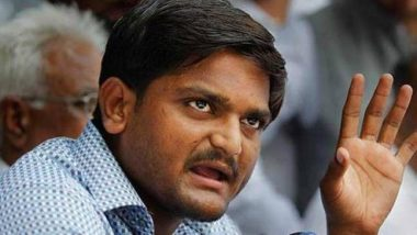 Hardik Patel's Helicopter Denied Permission by Gujarat Farmer to Land on His Farm, Forced to Travel 100km by Road