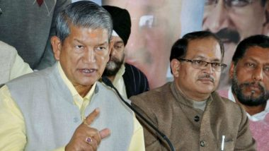 Ex-Uttarakhand CM Harish Rawat Says Ram Mandir Will be Constructed in Ayodhya Under Congress Rule