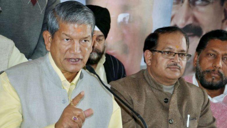 Lok Sabha Elections 2019: Congress to Build Ram Temple at Ayodhya if it Takes Power, Says Harish Rawat