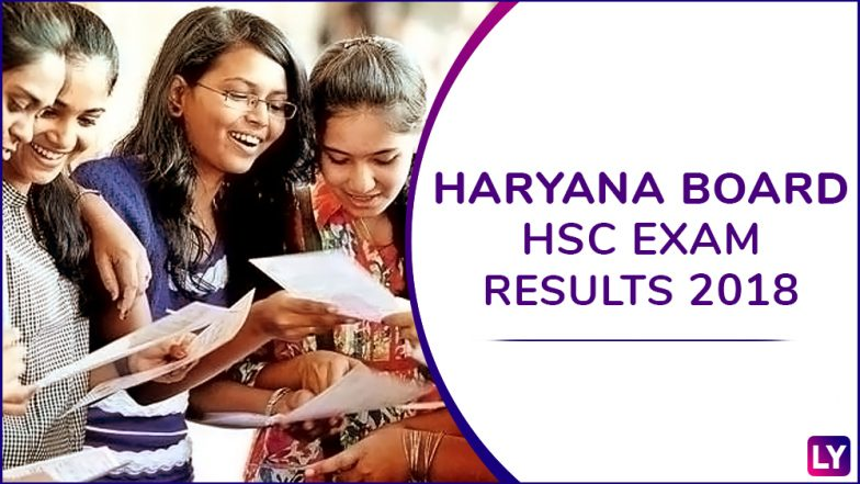 HBSE Class 12th Exam Results 2018:  Haryana Board to Announce BSEH Results Today at bseh.org.in