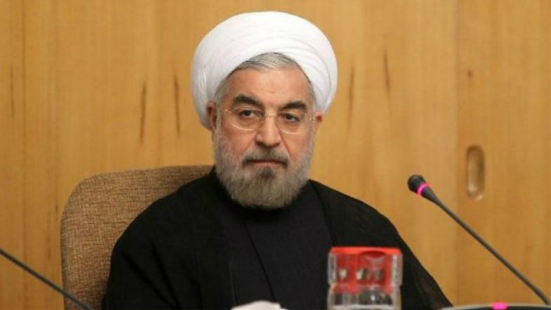 Iran's President Hassan Rouhani Says Country Could Hold Vote Over Nuke Deal