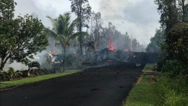 Volcano Eruption in Hawaii: Kilauea Damages 21 Homes in Hawaiian Islands