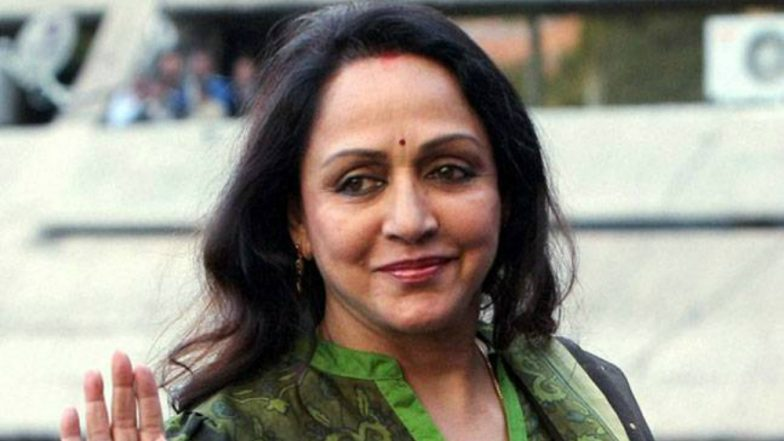 'MR Vaccines Are Important' Hema Malini Appeals To The Nation To Get Children Vaccinated Against Measles and Rubella
