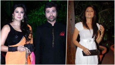 Who is Sonia Kapoor, Himesh Reshammiya's Second Wife? See Pictures of Glamorous TV Actress