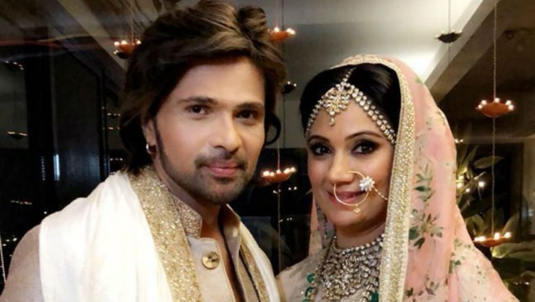 Himesh Reshammiya Shares First Photo with Wife Sonia Kapoor After Their Wedding; Says Togetherness is Bliss!