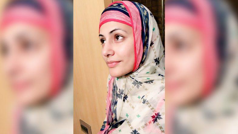 Hina Khan Gives It Back To A Troll Who Criticizes Her Ramadan Tweet