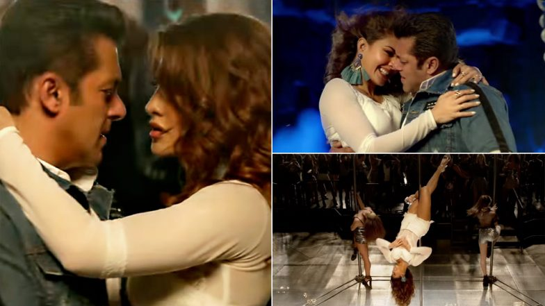 'Race 3' song 'Hiriye' teaser: Salman Khan and Jacqueline Fernandez hot chemistry