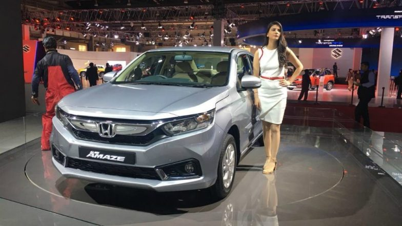 2018 Honda Amaze Launching in India Tomorrow; Expected Price, Specifications, Features, Images & Variants