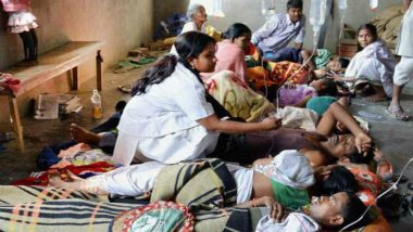 13 Children Hospitalised After Consuming Mid-day Meal at Anganwadi Centre in Delhi