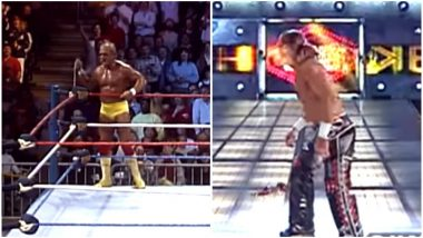 WWE Superstars' Epic Fails Video: Watch Bloopers of Shawn Michaels, Matt Hardy, Hulk Hogan & Others During In-Ring Fights