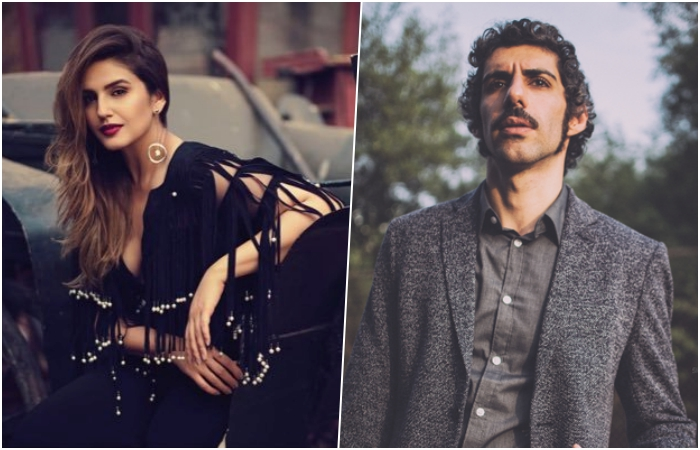 Huma Qureshi and Jim Sarbh