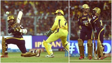 KKR vs CSK Video Highlights, IPL 2018: Shubman Gill & Dinesh Karthik Shine as Kolkata Knight Riders Beat Chennai Super Kings by 6 Wickets