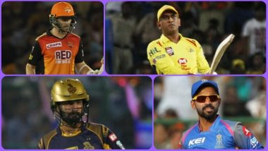 IPL 2018 Playoffs Schedule: Time Table, Date and Venue of IPL 11 Qualifiers and Eliminator