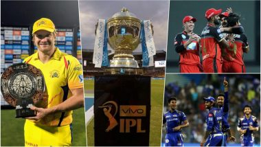IPL 2018 Day 25 Live Action: Today's Prediction, Current Points Table and Schedule for Upcoming Matches of IPL 11