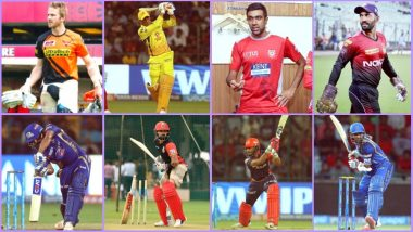 IPL Playoffs 2018 Predictions: Which Teams Can Still Qualify? Chances of All Teams in 11th Indian Premier League to be in Top 4