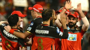 SRH vs RCB, IPL 2020: Royal Challengers Bangalore Likely Playing XI vs Sunrisers Hyderabad for Indian Premier League Match 3