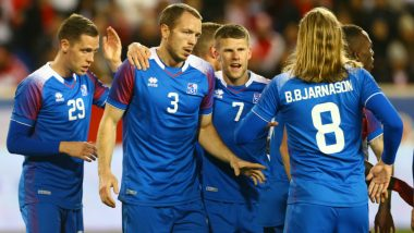 Iceland Squad for 2018 FIFA World Cup in Russia: Lineup, Team Details, Road to Qualification & Players to Watch Out for in Football WC