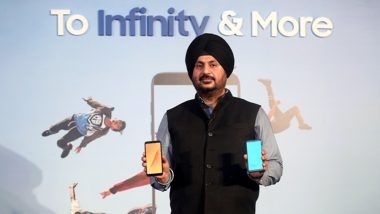 Samsung Launches New Galaxy A6, A6+, J6 and J8 Smartphones in India; Prices Start From Rs 13,990