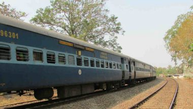 Uttar Pradesh Man Run Over by Train After Falling on Track While Trying to Board Train at Shujatpur Station